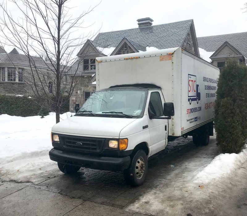 residential moving services